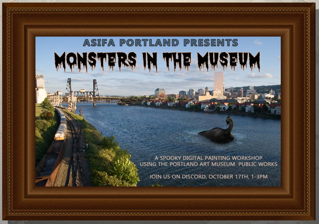 Monsters in the Museum Promo