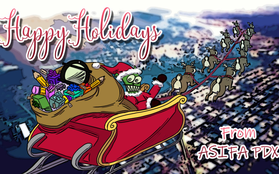 Happy Holidays from ASIFA!